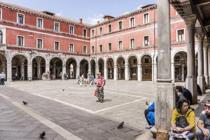 Veneza em Italy fotos de stock royalty free