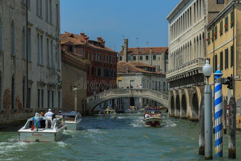 Veneza - Italy foto de stock