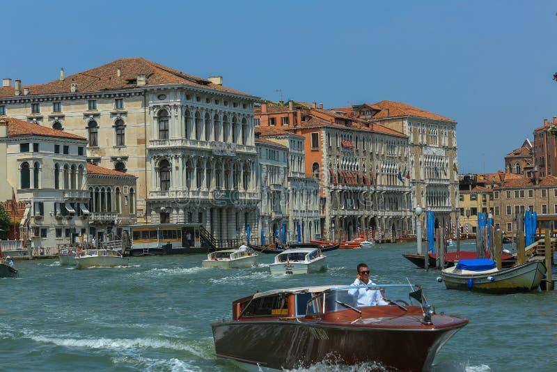 Veneza - Italy fotografia de stock