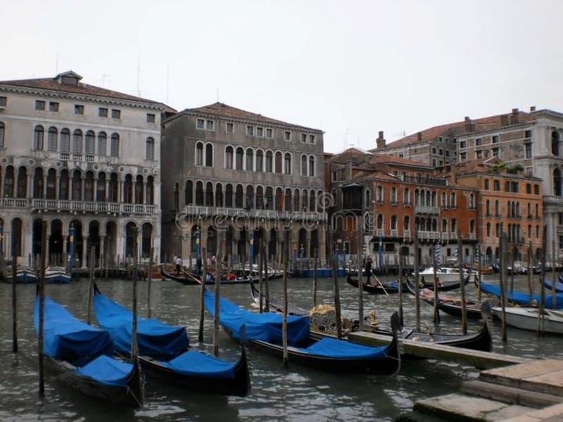 Veneza romântica imagens de stock