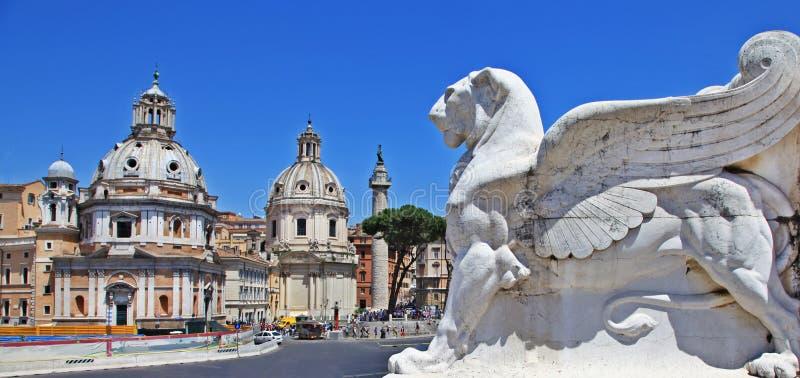 Venezia аркады. Рим стоковое фото