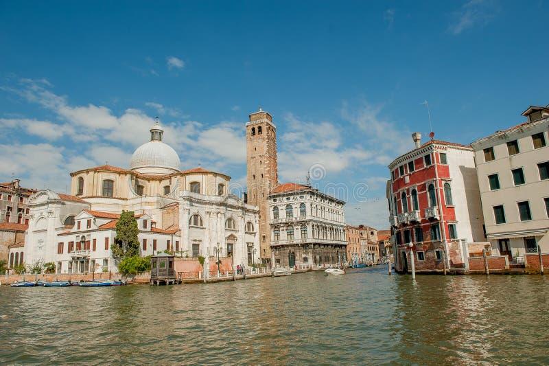 Download Venezia fotografía editorial. Imagen de casas, navegación - 100534337