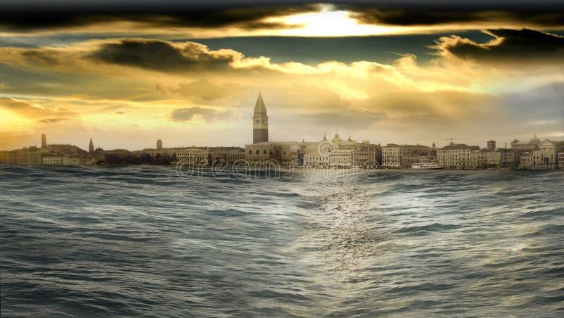 Venezia illustrazione di stock
