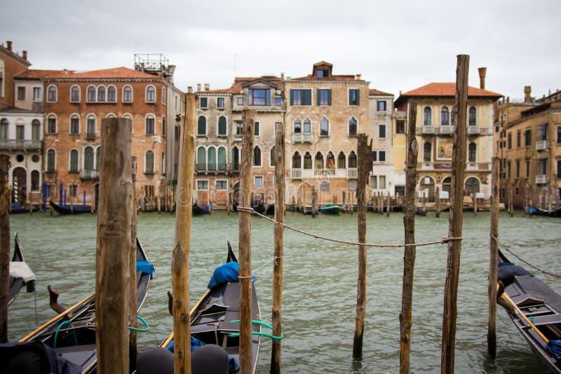 VENEZIA DE BEAUTIUL, VENECIA, ITALIA imágenes de archivo libres de regalías