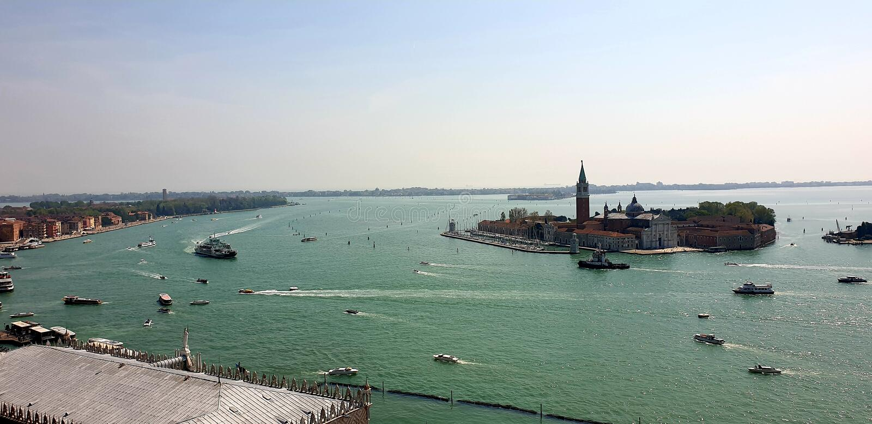 Venezia arkivfoton