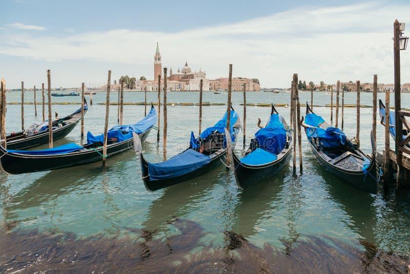 Venezia Gandola fotos de archivo