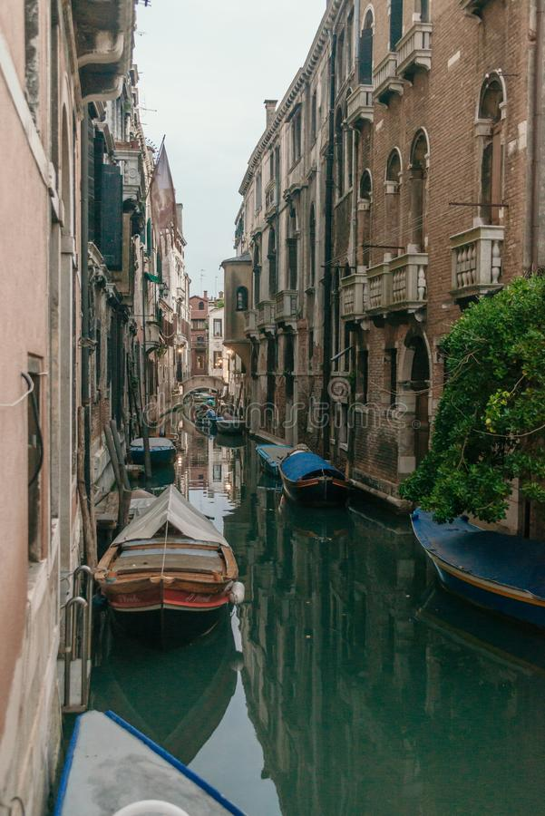 Venezia Gandola obraz stock