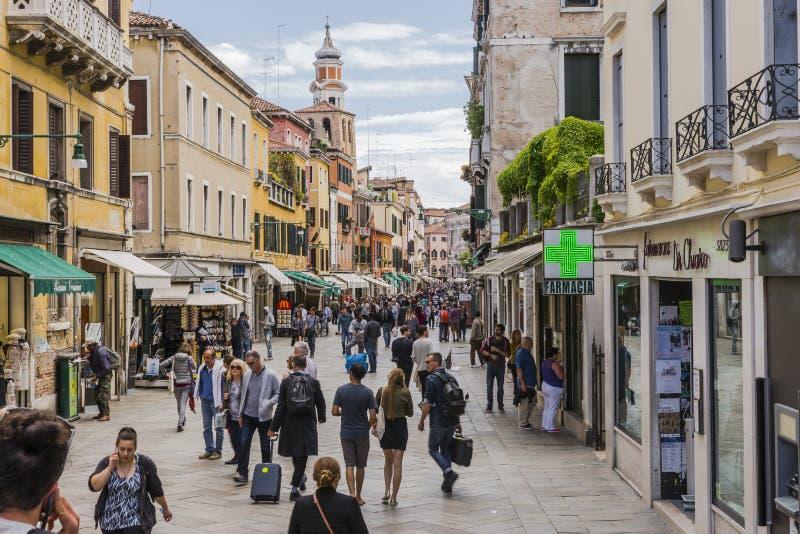 Venezia in Italia immagini stock