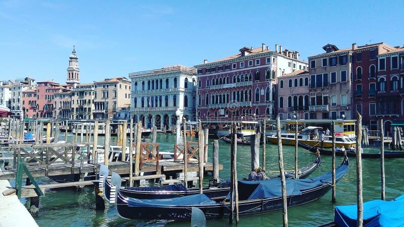 Venezia, Italia obraz stock