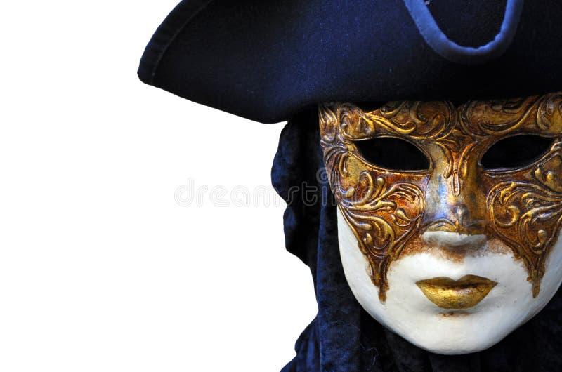 Venezia karnawału maska zdjęcia stock