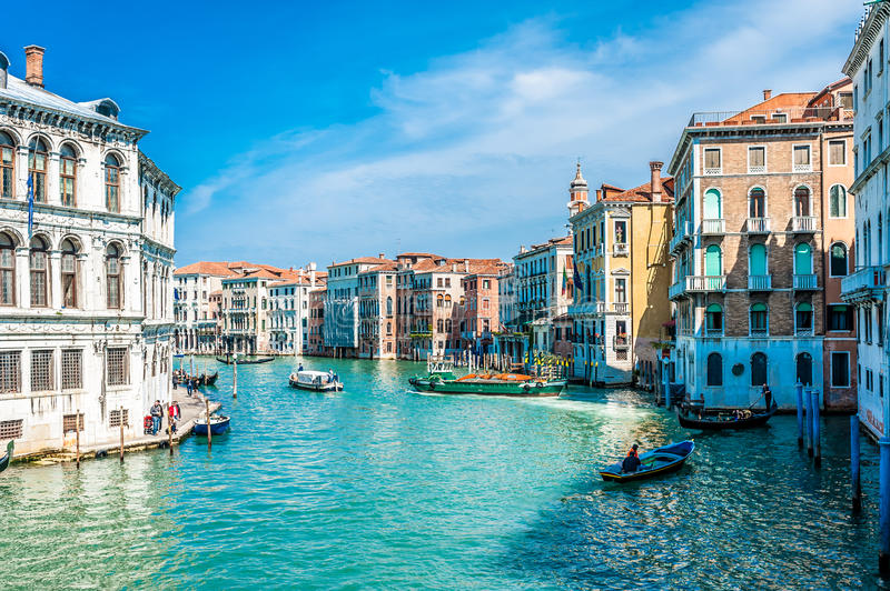Download Venezia - l'Italia fotografia stock. Immagine di esterno - 24625538