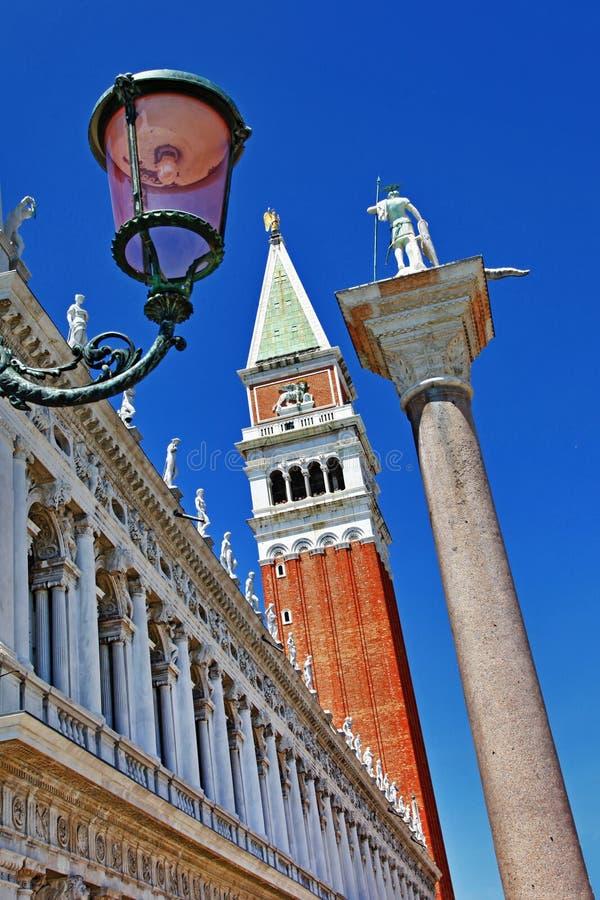 Venezia, particolari architettonici immagine stock