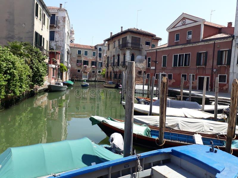 Venezia statek zdjęcia stock