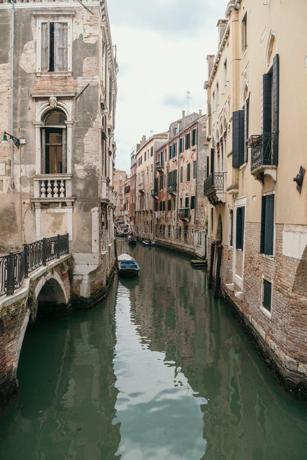 Venezia ulicy zdjęcie royalty free