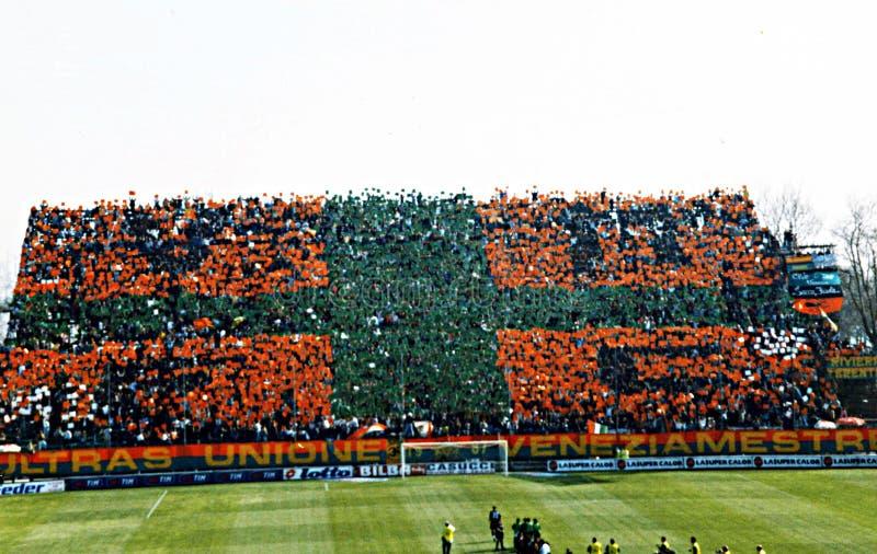 Venezia Ultras стоковое фото