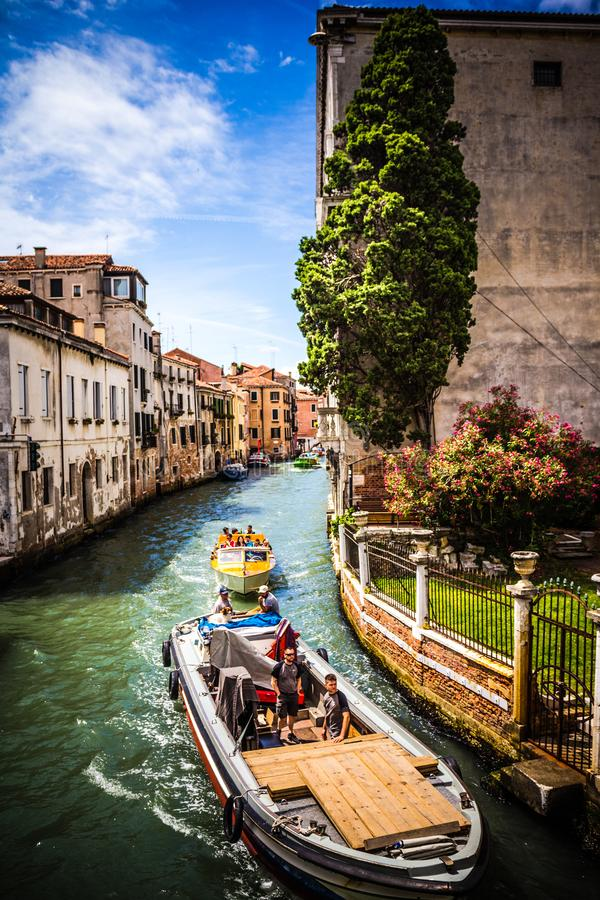 VENEZIA, VENEDIG, ITALIEN lizenzfreie stockbilder