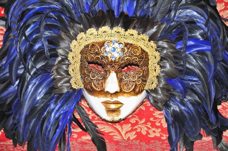 Venezian Carnival Mask Venice Italy - Creative Commons by gnuckx stock image