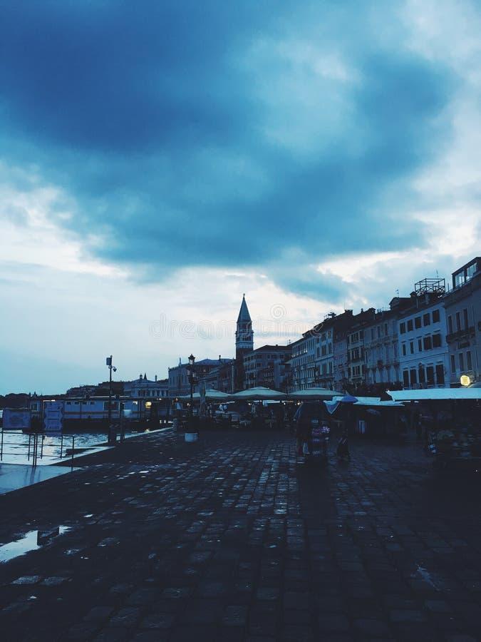 Venezian noce obraz stock