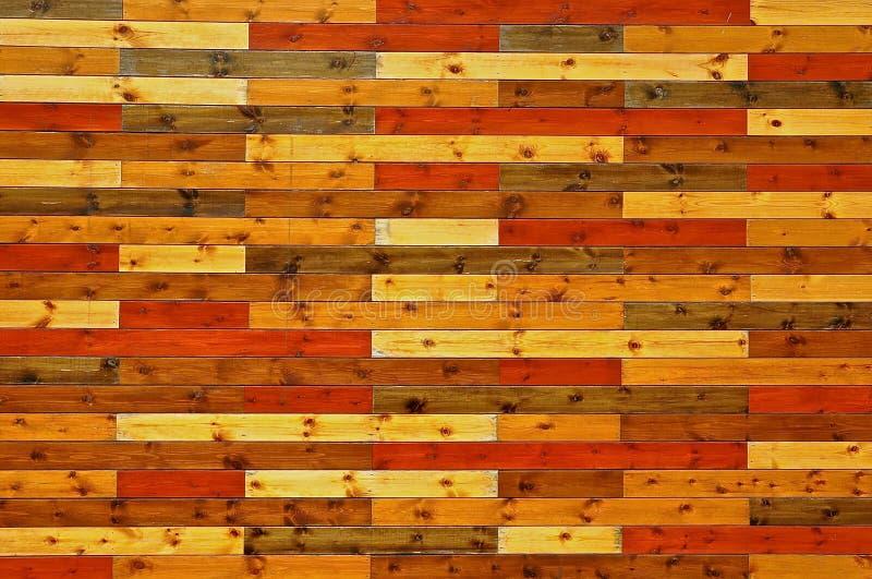 Venezianas de madeira rústicas foto de stock royalty free