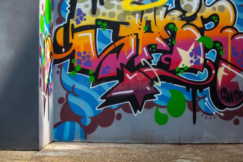 Venezolanische städtische Künstler zusammen lizenzfreies stockbild