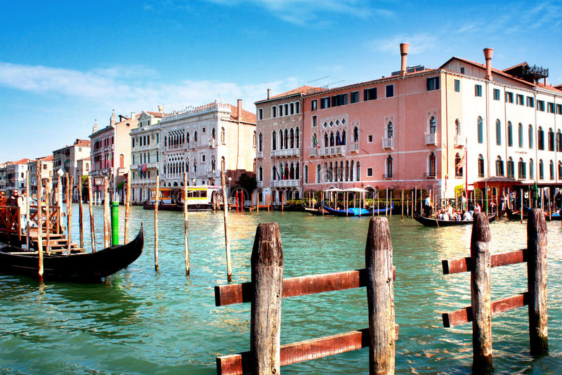 Download Venice editorial stock photo. Image of river, historical - 19922183