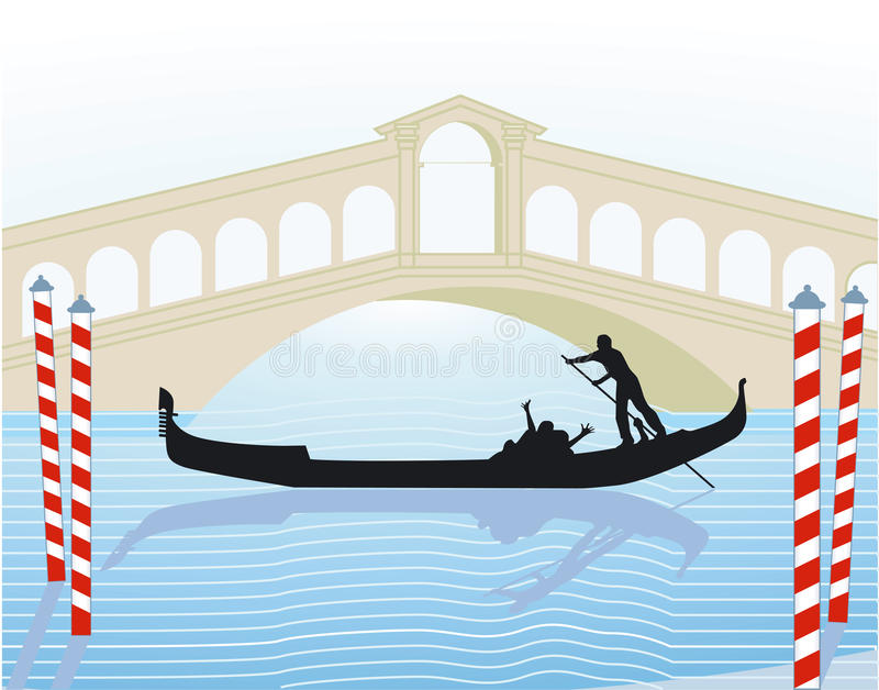 Download Venice stock vector. Illustration of waterway, tourism - 22975076