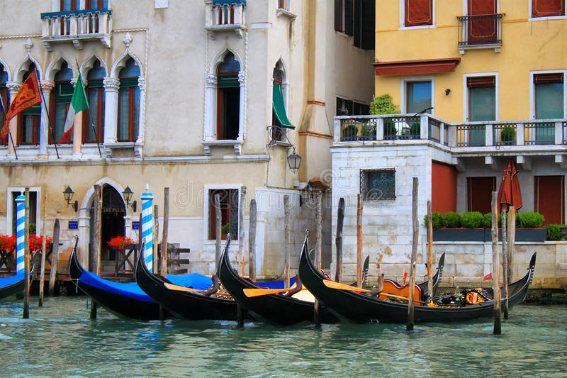 Download Venice stock image. Image of landmark, boat, city, medieval - 25529127