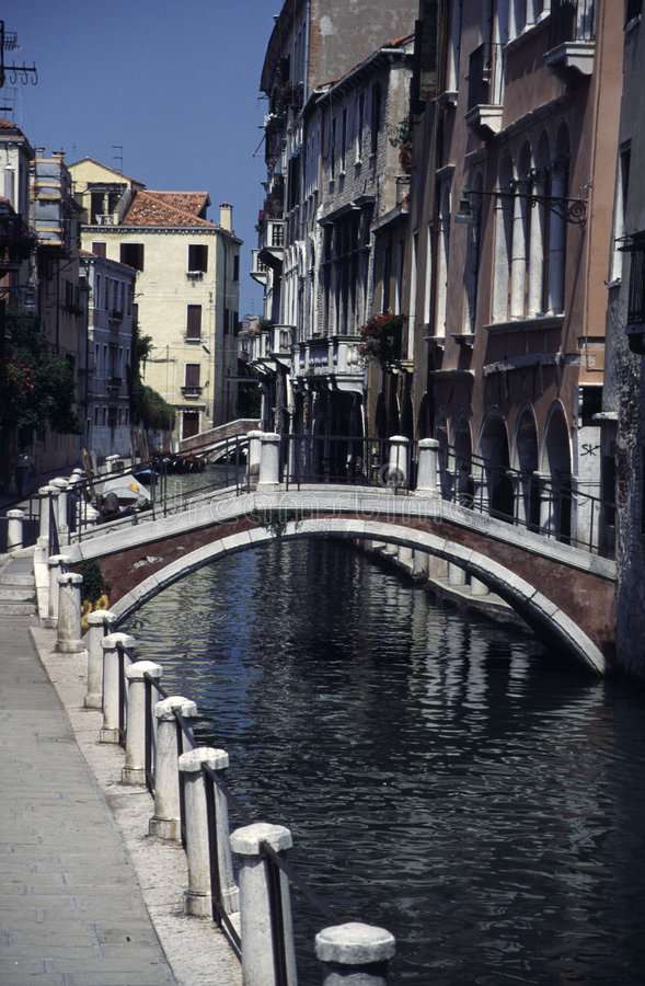 Download Venice fotografering för bildbyråer. Bild av attractor, gator - 36953