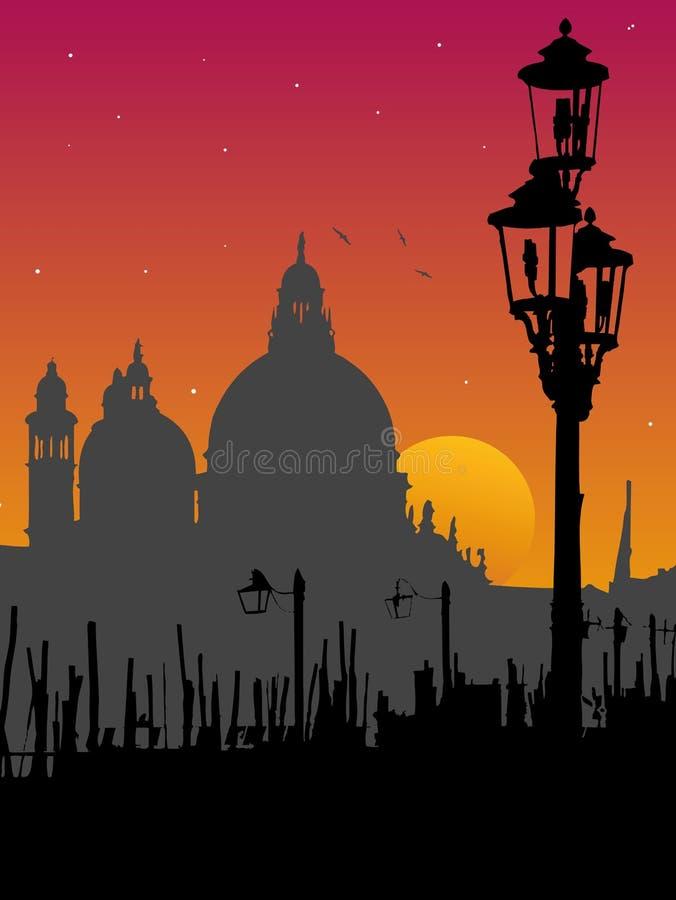 Venice vector illustration