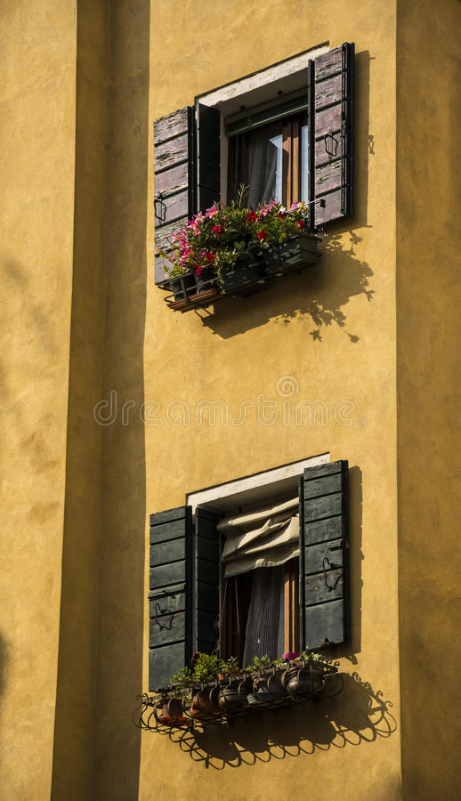 Venice Apartment stock image