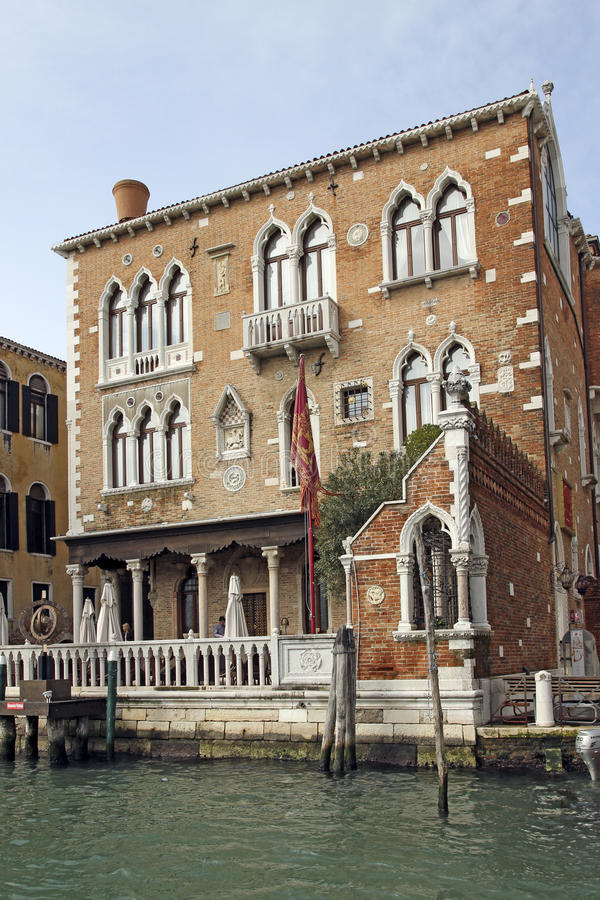 Venice architecture detail royalty free stock images
