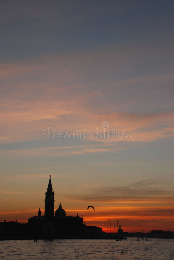 Free Venice At Sunset 9 Royalty Free Stock Photography - 6191787