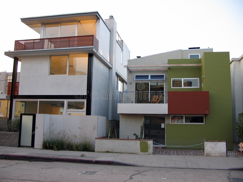Download Venice Beach Architecture Stock Photography - Image: 314392