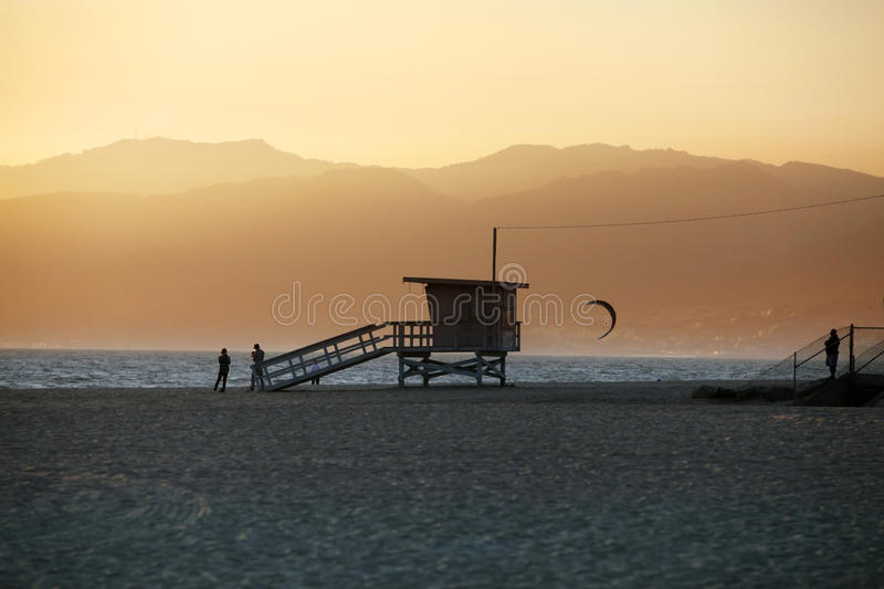 Download Venice Beach in California stock image. Image of safety - 23708169