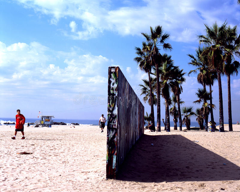 Venice Beach stock photography