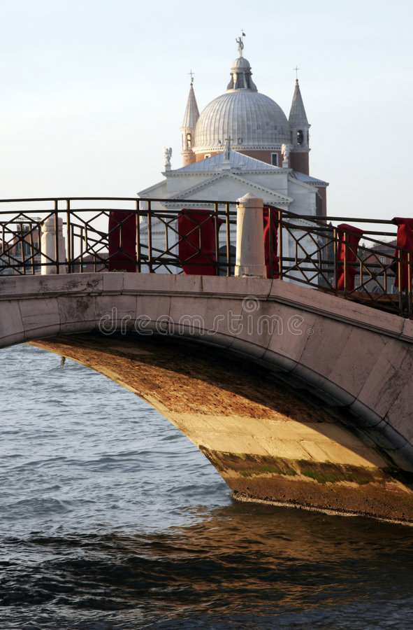 Free Venice Bridge Royalty Free Stock Photography - 3962737
