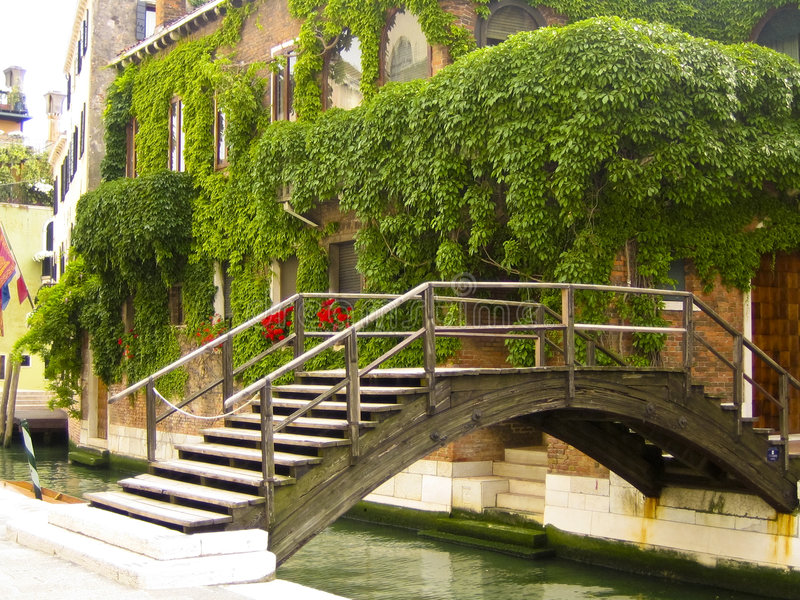 Download Venice bridge stock image. Image of scene, image, photographic - 5117957