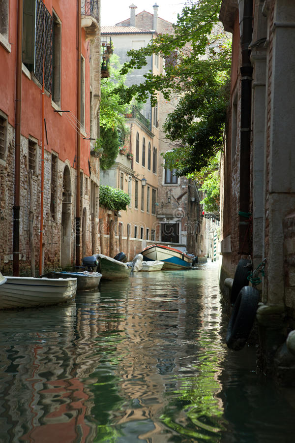 Download Venice canal stock image. Image of city, europe, italian - 28752501