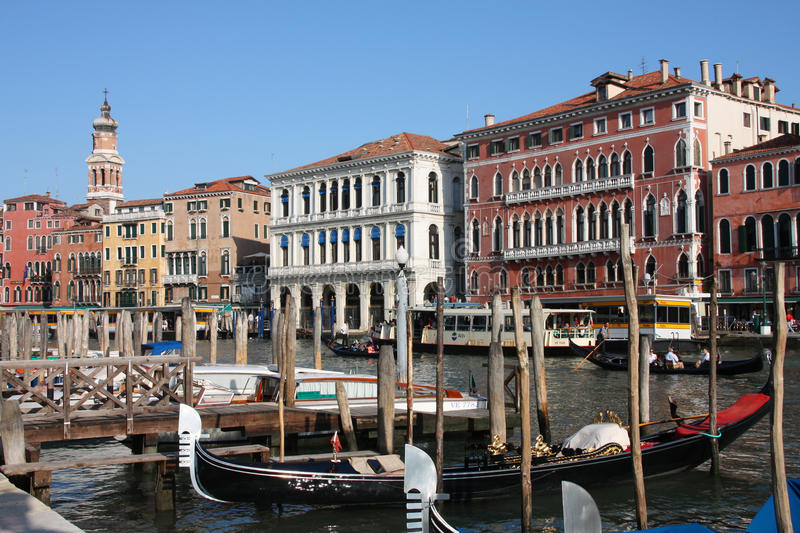 Download Venice - Canal Grande editorial photography. Image of destination - 22304257