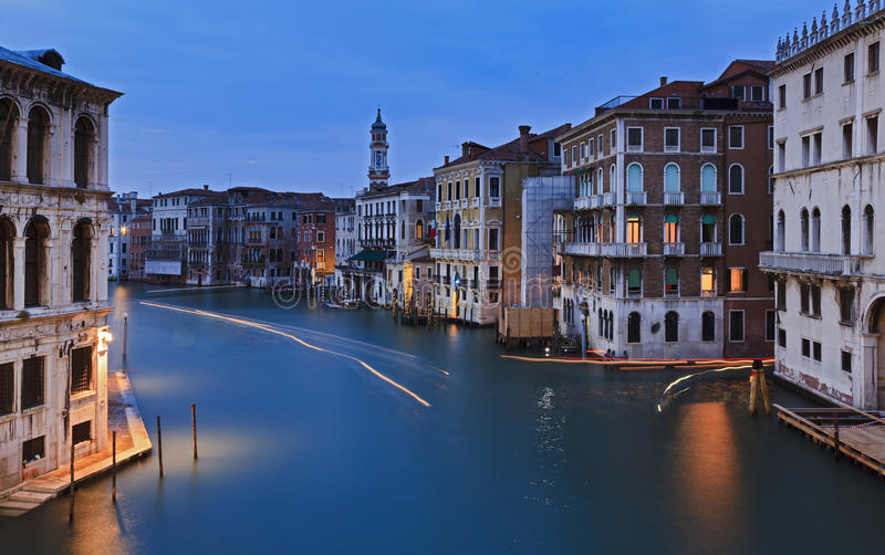 Venice Canal North Set stock photography