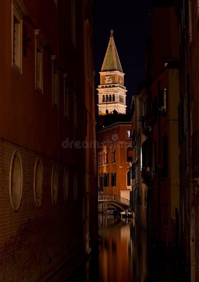 Venice canal royalty free stock photos