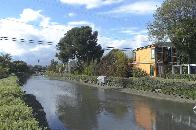 Download Venice Canals In California Editorial Stock Photo - Image: 24568338
