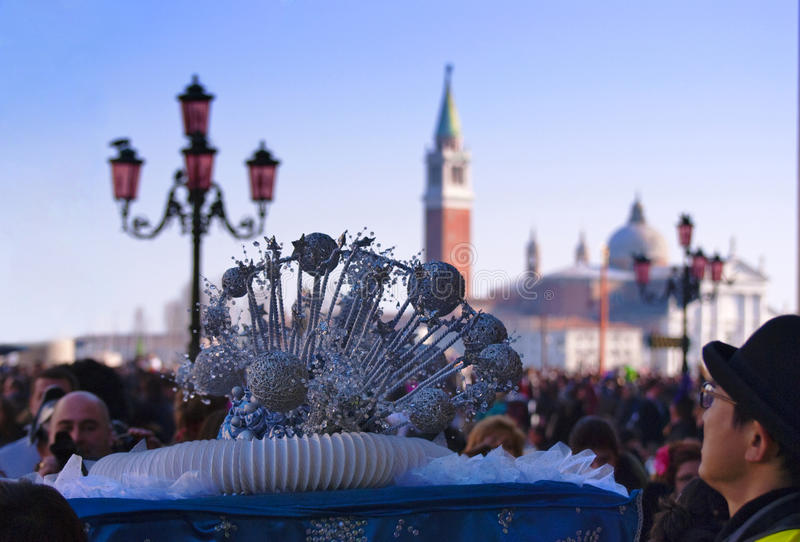 Download Venice carnival editorial stock image. Image of seasonal - 18596309
