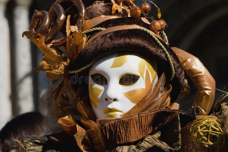 Venice carnival 2009 stock images