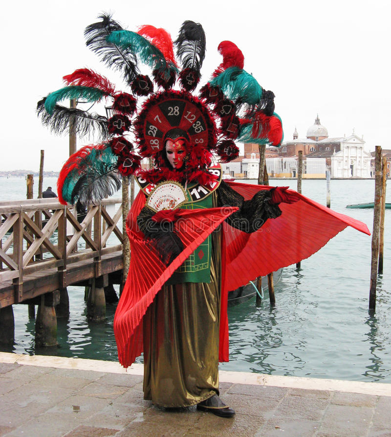 Download Venice carnival 2010 editorial stock image. Image of masquerade - 12948074