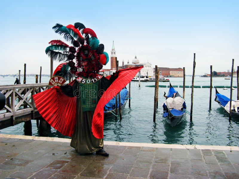 Download Venice carnival 2010 editorial stock image. Image of masquerade - 12948084