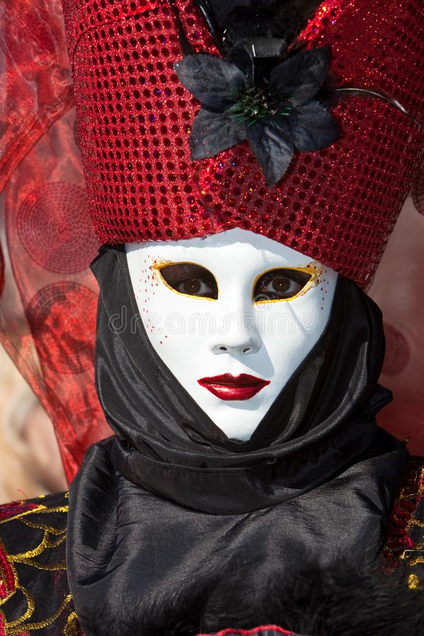 Download Venice carnival costume stock photo. Image of costume - 8273320