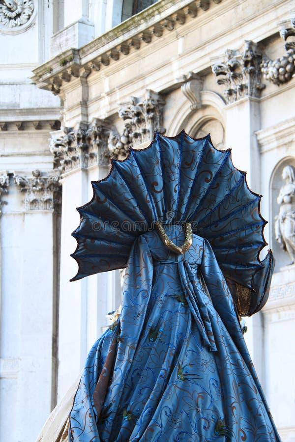 Venice Carnival Costume royalty free stock photo