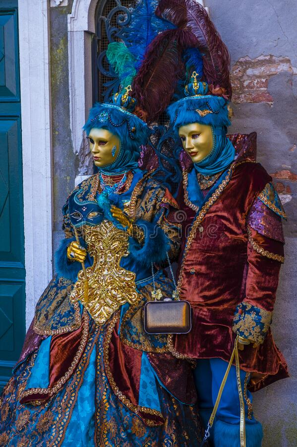 2019 Venice carnival royalty free stock photos