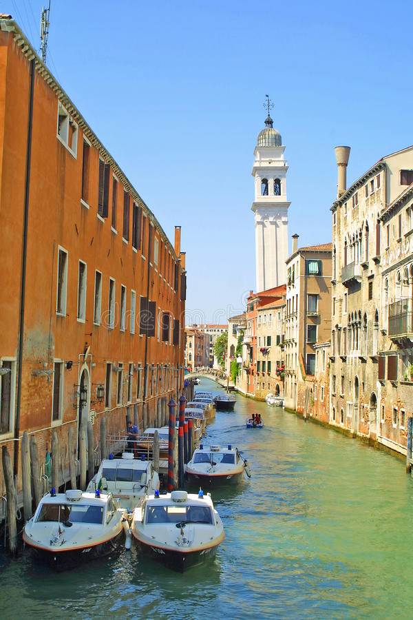 Download Venice city, Italy stock image. Image of boats, pier - 17302349